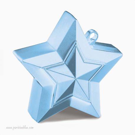 Poids pour ballon en forme d'étoile