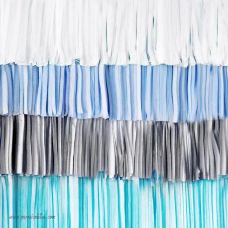 decor photobooth tassel wall fringes decor fete papier de soie franges reine des neiges photocall fond de photobooth