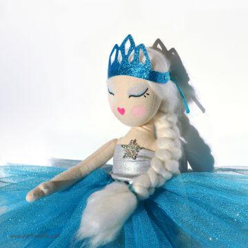 Poupée Ballerine Turquoise - Elsa