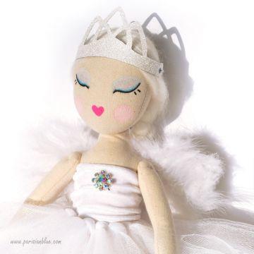 Poupée Ballerine Cygne - Amalia