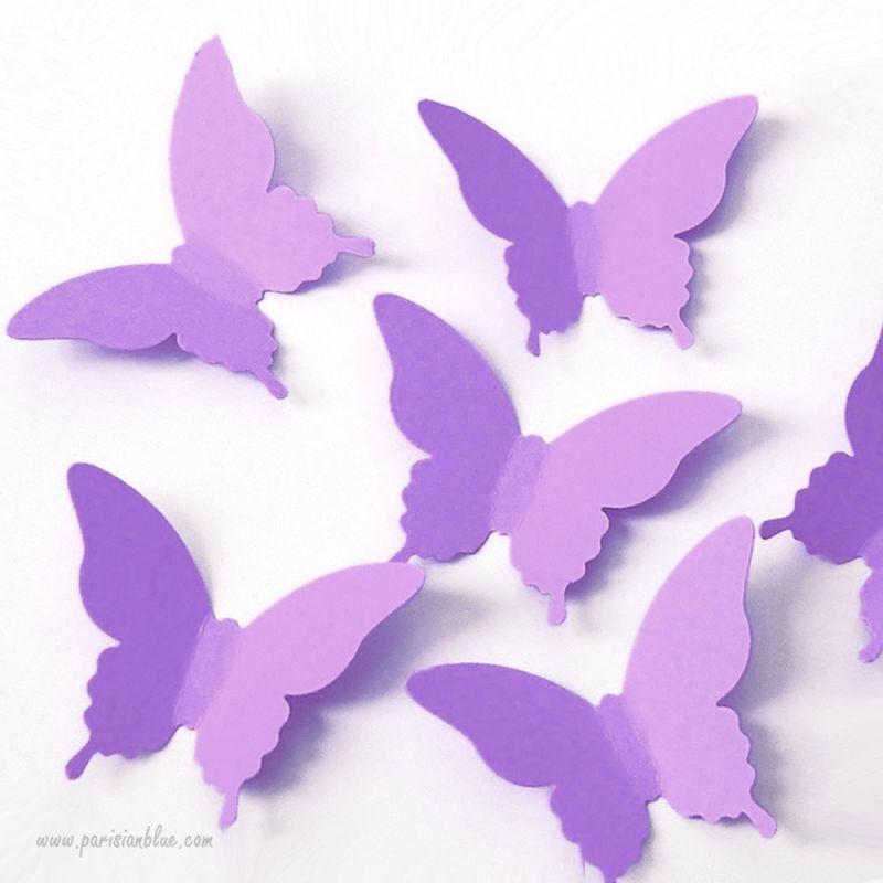 Confettis papillon decoration bapteme fille decoration fete for Papillon decoration