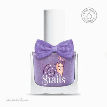vernis lilas princesse bio lavable eau safe nail washable snails vernis enfant vernis eau non toxic