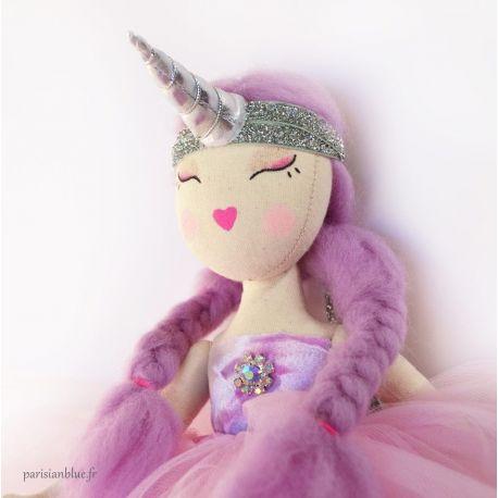 Poupée Ballerine Licorne - Lili